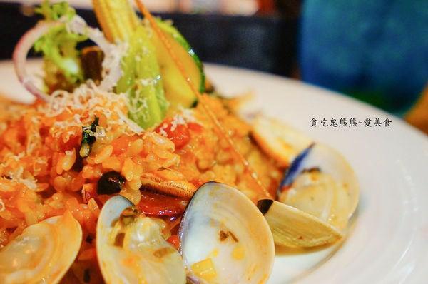 海鮮番茄燉飯