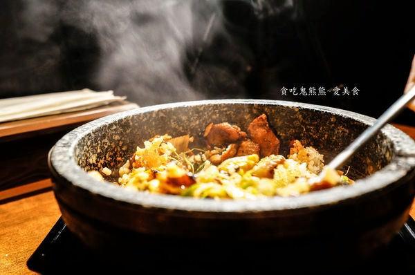 燒肉石鍋拌飯