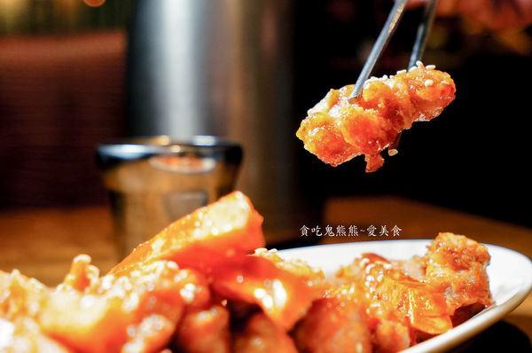 韓式甘醬炸雞