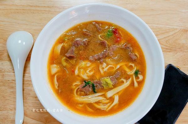 牛肉拉條子湯麵(