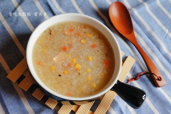 金黃蒟蒻晶米粥