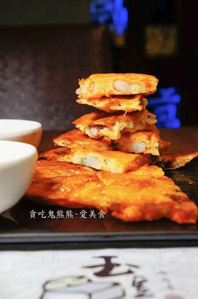 綜合海鮮煎餅
