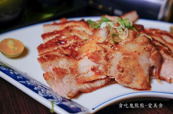 鹽烤松坂豬