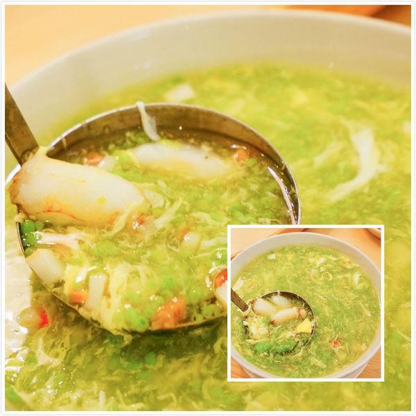 翡翠海鮮湯拼圖